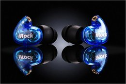 $enCountryForm.capitalKeyWord Canada - iRock Double Unit Drive In Ear Metal Bass Subwoofer With MIC HIFI Earphones