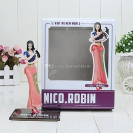 $enCountryForm.capitalKeyWord Canada - Japanese ONE PIECE Two Years Later New World Nicole Robin Action Figures PVC Tos Doll Model Collection approx 16cm
