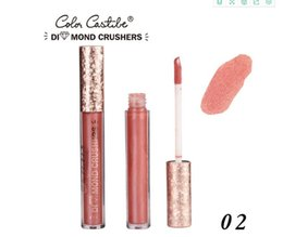 $enCountryForm.capitalKeyWord UK - High Quality Color Castle 16 Colors New diamond flash powder lip gloss lip gloss Glittering gold diamond liquid lipstick Best Price DHL