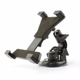 tablet cradle holder car 2019 - 7 8 9 10 inch Tablet PC Car Holder Universal soporte tablet desktop Windshield Sunction Car mount cradle For iPad for Sa