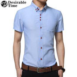 Discount Button Down Shirts For Men | 2017 Cotton Button Down ...
