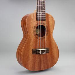 "Mahogany Musical Instruments Canada - 23-5 23"" Ukulele Mahogany Acoustic guitar 4-strings guitarra musical instruments Wholesale"
