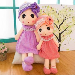 $enCountryForm.capitalKeyWord Canada - new large 5 Colors Stuffed Doll Plush Toys Beautiful Dolls for Girls Best Gift For Kids free shipping