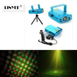 ir pointer 2019 - cheap 2 X Mini LED Laser Pointer Disco Stage Light Party Pattern Lighting Projector Lamp Show IR Remote RGB Laser Projec