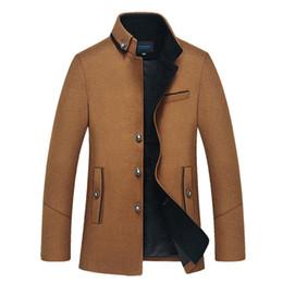 Discount Mens Coats Jacket Peacoat | 2017 Mens Coats Jacket ...
