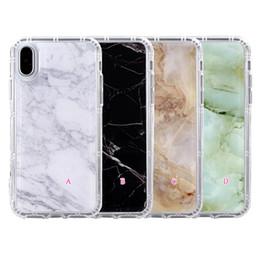 selfie stick case 2019 - Marble Stone Grain Anti Gravity Case For iphone X 8 7 Plus Galaxy Note 8 Note 8 Nano Technology TPU Selfie Stick Magic S