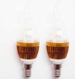 led bulbs pack of 10 e14 4w brightest soft white 3000k 4500k 6000k led candle light