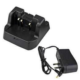 Опт Супер качество двухстороннее Радио зарядки аккумулятора док-станции настольное быстрое зарядное устройство для Yaesu вершины стандартный Walkie Talkie смарт-зарядное устройство