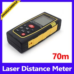 Laser Measurement Canada - 70m portable Laser Rangefinders CP-70S Continuous measurement MOQ=1 free shipping