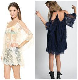 $enCountryForm.capitalKeyWord Canada - Women clothing clothes Sling sheer skirts summer Sexy Women dress dresses Casual Ladies fashion Chiffon Blouse Lace Top Shirt Blouse z1