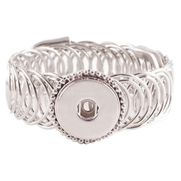 Best seller jewelry online shopping - Best Seller High Quality Interchangeable Snap Bracelets Jewelry For mm Snaps Fit Ginger Snaps Kc0622