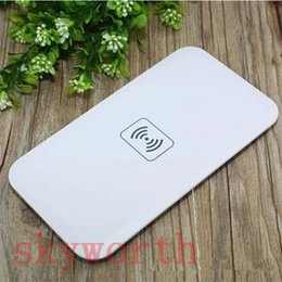 Panels for mobile Phones online shopping - Wireless Charger Wireless Charging Pad Wireless Charging Panel Transmitter For Mobile Phones universal for Qi device