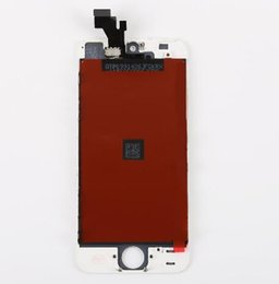 Lcd screen iphone5 online shopping - Grade AAA iPhone S C LCD Screen Digitizer Assembly Display Repair Replacement Parts with Frame for Apple iPhone5 S C