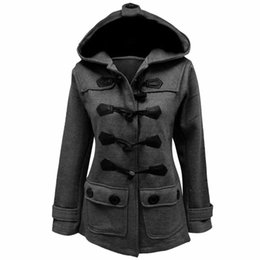Discount Hooded Duffle Coat Women | 2017 Hooded Duffle Coat Women ...