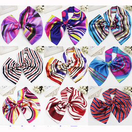 Scarf Square Cotton Australia - Magic small square scarf work uniforms  wear  stewardess Bank  front desk women scarves