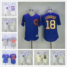 35134335248 norway authentic jersey top selling men chicago cubs jerseys 18 ben zobrist  jersey flexbase cool base