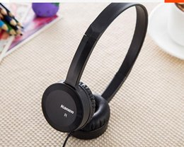singing headset NZ - Mobile phone universal music headset headset K sing sing bass wired headset with a small wheat
