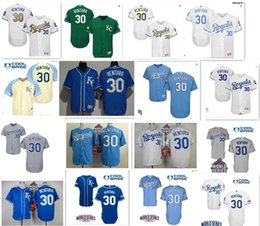 58493ec4c ... Mens Baseball Jersey Kansas City Royals 30 Yordano Ventura White 2015-2016  World Series Champions ...