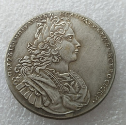 Russia Coin Australia - 1727 RUSSIA 1 ROUBLE COIN COPY High Quality #2 manufacturing copy coin Factory Price nice home Accessories Silver Coins