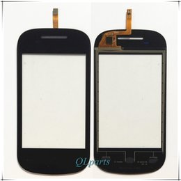 Zte Touch Panels Canada - Wholesale- 3.5 inch Hot Selling Touch Panel Sensor For ZTE V795 Mobile Phone Touch Screen Digitizer Touchscreen Glass Part Free Shipping