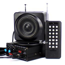 $enCountryForm.capitalKeyWord UK - Q-8 48W 500m Remote Control Hunting Mp3 Bird Caller Trap Birds Sound Player Hunt Duck Decoy Equipment USB Speaker Mini Amplifier
