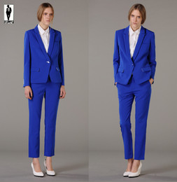 Discount Royal Blue Blazer Women | 2017 Royal Blue Blazer Women on ...