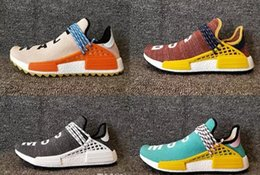 Boost 12 online shopping - NMD HUMAN RACE Trail Boost quot Human Race quot Shoes Source cheap Real Boost Trail NMDs With Box for Mens Womens Price Size US