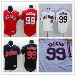 e6f06c542 ... coupon code for grey 2016 ricky vaughn jersey cleveland indians jerseys  99 ricky vaughn white red