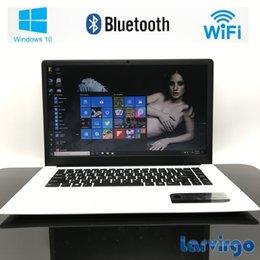 China Camera Laptop Canada - 15.6 inch 4G RAM 64G SSD In-tel Atom X5-Z8300 Windows10 HDMI WIFI System Laptop with 8000mAh high Battery USB3.0 webcam camera