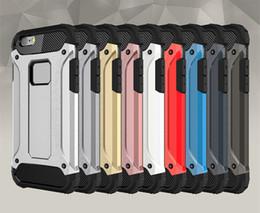 Para iphone 8 tpu robusto fibra de carbono armadura tampa do caso SGP para iphone 7 6 6 s plus com saco de opp venda por atacado