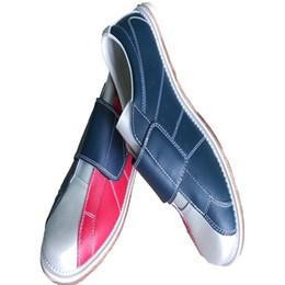 Оптово - 1pair новый дизайн унисекс Боулинг обувь с бесплатной доставкой