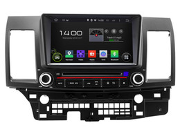 China Android 5.1 In Dash 2Din Car DVD Player for Mitsubishi Lancer with GPS Navigation Radio Bluetooth SD USB AUX Audio Video Multimedia suppliers