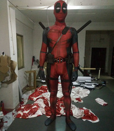 Equipment Accessories Canada - Hot Movie The Avengers Deadpool Chest Equipment Accessory Costume Cosplay