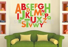 Small Alphabet Stickers Online Small Alphabet Stickers For Sale - Vinyl wall decals alphabet