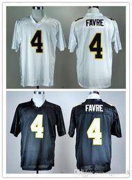 new product ea62f b60a7 ncaa jerseys southern mississippi golden eagles 4 brett ...