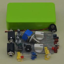 Effects Pedal Kit Australia - NEW DIY Compressor effect pedal kit guitar stomp pedals Kit GR