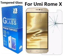 $enCountryForm.capitalKeyWord NZ - Umi Plus Tempered Glass Umi Rome Z Umi Touch Super Screen Protector For Iphone 8 7 6S Plus 9H Anti Scratch 2.5D Factory Price Retail Package