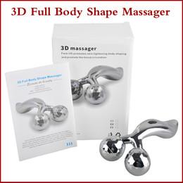 Refa massageR online shopping - 360 Rotate D Full Body Shape Massager for Face and Body Lifting Wrinkle Remover Y Shape Roller Massager Solar Refa Carat Massager Machine