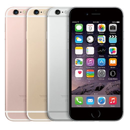Discount refurbished iphone - 4G LTE Apple iPhone 6s Touch ID Fingerprint iOS 9 11 4.7 inch Retina Screen 1334*750 HD 12.0MP Camera GPS NFC FaceTime S