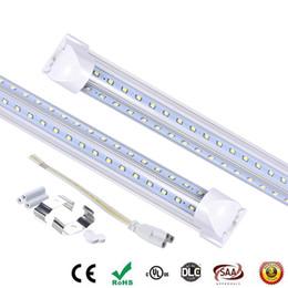 $enCountryForm.capitalKeyWord NZ - LED V-Shaped 2FT 3FT4FT 5FT 6FT Cooler Door Led Tubes T8 Integrated Tubes Double Sides SMD2835 Led Fluorescent Lights AC 85-265V