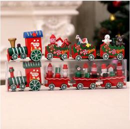 home goods christmas decorations 2018 christmas decorations small wooden train home decorations santa clous childrens