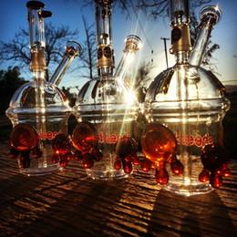 $enCountryForm.capitalKeyWord NZ - HOT Dabuccino Bubbler Cheech Cup Oil Rig Honey Comb Glass Tornado Percolator with One Pair of Tortoise Glass Hookah Starbuck Cup Glass Bong