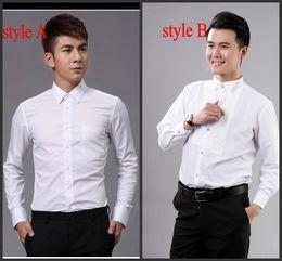 $enCountryForm.capitalKeyWord UK - Top Quality Groom Shirts Best Man Shirts Wedding Prom Shirt Standard Size J1