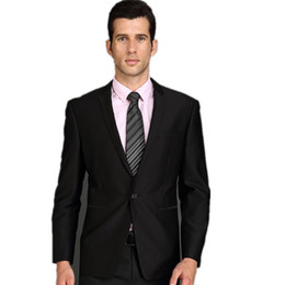 Anzug Herren Pas Cher-nouvelle breasted conception unique ambiance simple gentleman gros-2016 (veste + pantalon) Tuxedo herren anzug costume terno Homme hommes costume