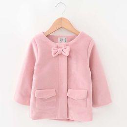 Discount Girls Winter Wool Dress Coat | 2017 Girls Winter Wool ...