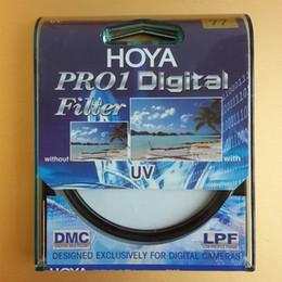 82mm Camera Filters Canada - Hoya PRO1 Digital MC UV Pro1D Multi-Coated UV Filter DMC 49 52 55 58 62 67 72 77 82mm For Pentax Canon Nikon Sony Olympus Leica Camera Lens