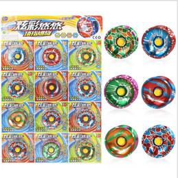 $enCountryForm.capitalKeyWord Australia - Metal Fidget Spinner Metal YoYo Alloy Aluminum Design High Speed Professional YoYo Ball Bearing String Trick Kids Magic Juggling Toy