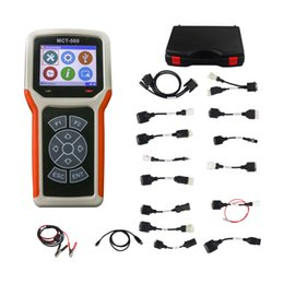 Chinese  Professional MCT-500 Motorcycle Diagnostic Tester Troubleshooting Tools instead of MCT200 Universal Motorbike Test Scanner In stock manufacturers