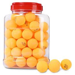 Toptan satış 60 Adet 3-Star Masa Tenisi Topları 40mm 5 g / adet Olimpiyat Masa Tenisi Topları Ping pong Topu Pingpong Topu Amatör Eğitim top B