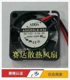 $enCountryForm.capitalKeyWord Canada - New Origianl for ADDA 2506 5V 0.10A AD0205LB-K50 ultra-thin cooling fan
